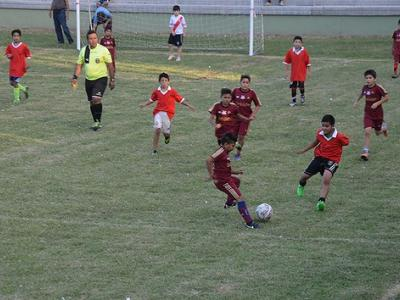 FÚTBOL MIXTO A BENEFICIO
